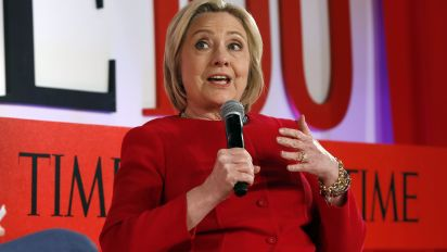 Hillary Clinton: 'It was such a full-throated attack'
