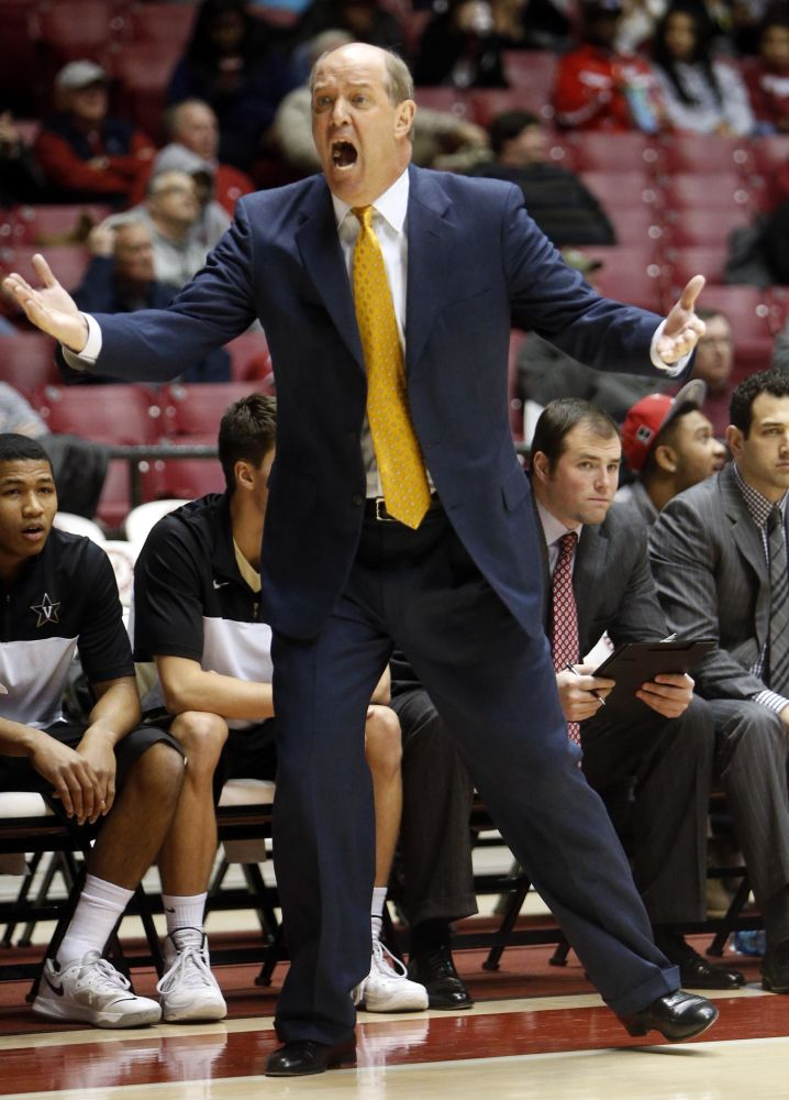 Vanderbilt coach dismisses G McClellan from team