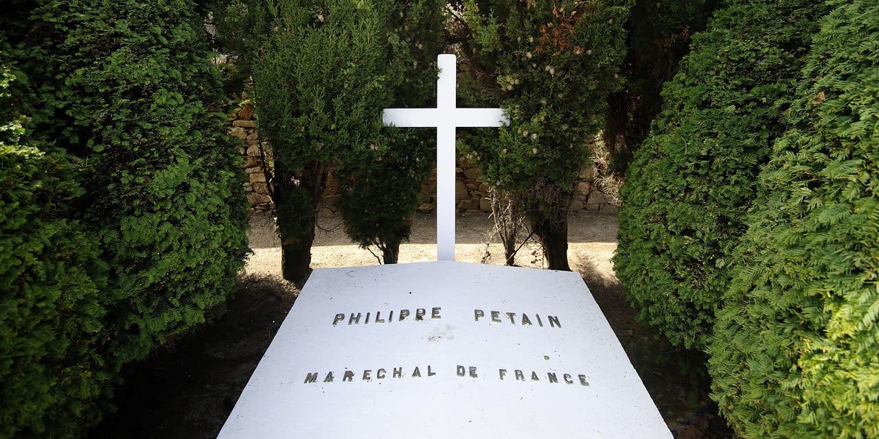 70 ans après sa mort, la tombe du maréchal Pétain attire toujours
