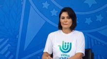 "Michelle Bolsonaro vai à polícia se queixar contra ""ofensas e piadas"" nas redes sociais"
