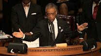 Al Sharpton Calls for 'Change' in Wake of Michael Brown's Death