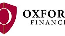 Oxford Finance Announces $10 Million Credit Facility with Inhibrx, Inc.