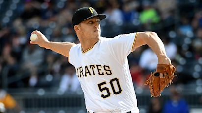 Yankees get Taillon from Pirates for 4 prospects