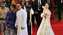 Isha Ambani-Anand Piramal Wedding: First Pics of B-Town Celebs