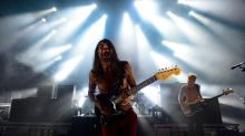 Biffy Clyro, Shepherd's Bush Empire, gig review: Scottish arena fillers achieve a vertigo of bliss in an intimate setting