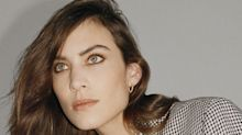 Alexa Chung has shared her entire beauty routine with Red