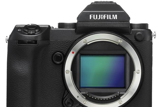 Fujifilm's GFX 50S medium-format mirrorless camera costs $6,500