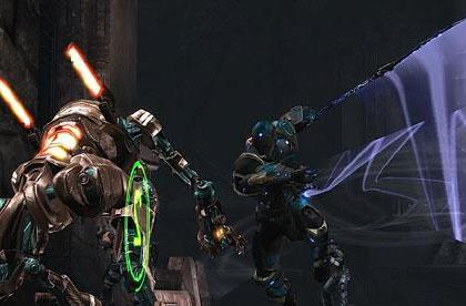 Too Human demo classes unlock over time, internal clock shift makes them all available