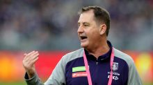 Lyon disappointed by Eagles' Brayshaw jibe