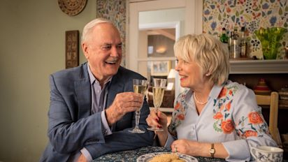 Hold the Sunset, episode one, review: John Cleese's big sitcom return fizzes with comic energy