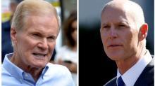 Tight U.S. Senate race in Florida hangs on hand recount of ballots