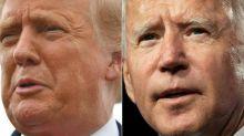 """Etats-Unis: Biden accuse Trump d'être un """"pyromane du climat"""""""