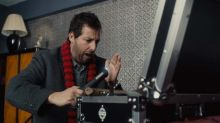 Adam Sandler Steps Into Magical Shoes in 'The Cobbler' Trailer (Exclusive)