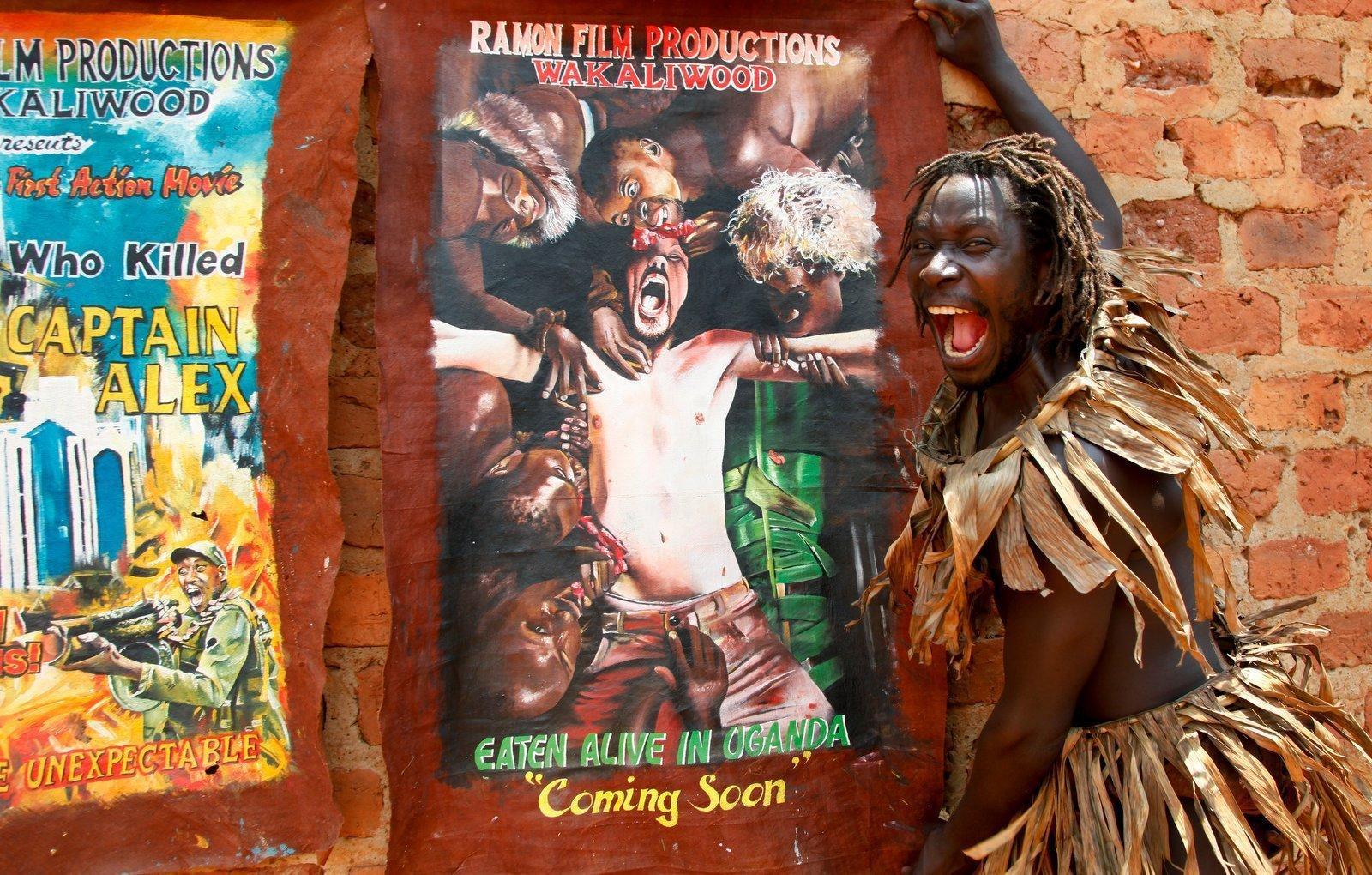 These Filmmakers in Uganda Are Killing it With Their Budget Action Flicks