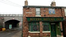 Coronavirus referenced in Coronation Street for the first time
