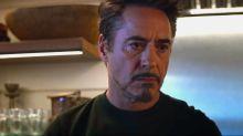 Avengers: Endgame star Robert Downey Jr shares emotional goodbye