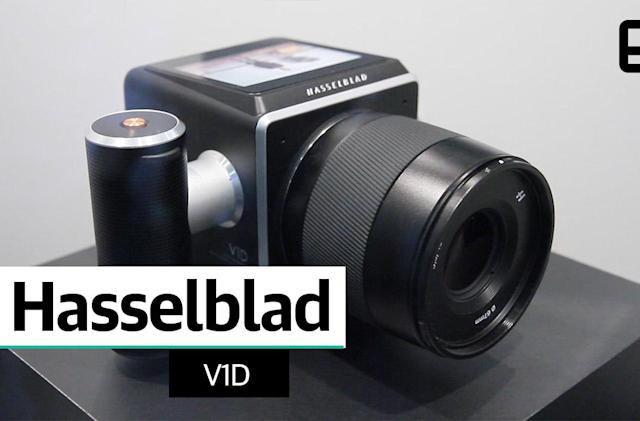 Hasselblad's V1D camera concept is a modular dream
