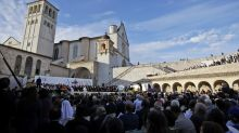 Pope set to make first trip since pandemic to saint's town