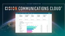 Cision® Unveils the Next Generation Cision Communications Cloud®, Designed to Empower Communications Teams
