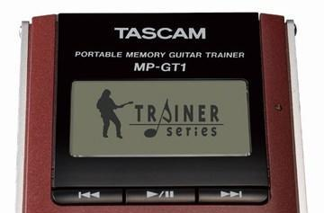 Tascam MP-GT1 DAP touts guitar input for gnarly play-alongs