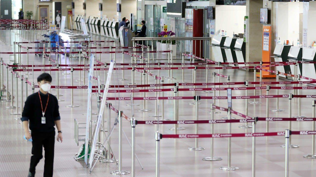 Coronavirus: airfares from South Korea to China shoot up ...