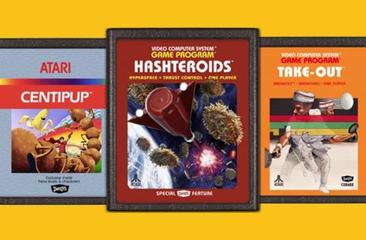 'Breakout,' 'Centipede' and 'Asteroids,' now in your Denny's app