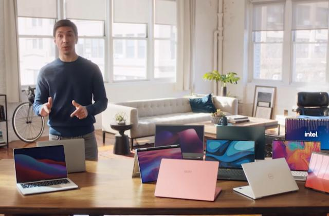 The Morning After: Intel recruits a former enemy in the Mac vs. PC battle