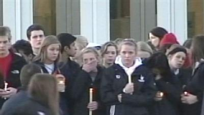 Vigil Held For Brookfield Central Student