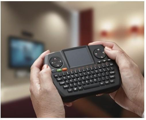 SMK-Link releases Wireless Ultra-Mini Touchpad Keyboard for your inner sloth