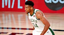 Report: Bucks won't trade Giannis if he turns down contract extension