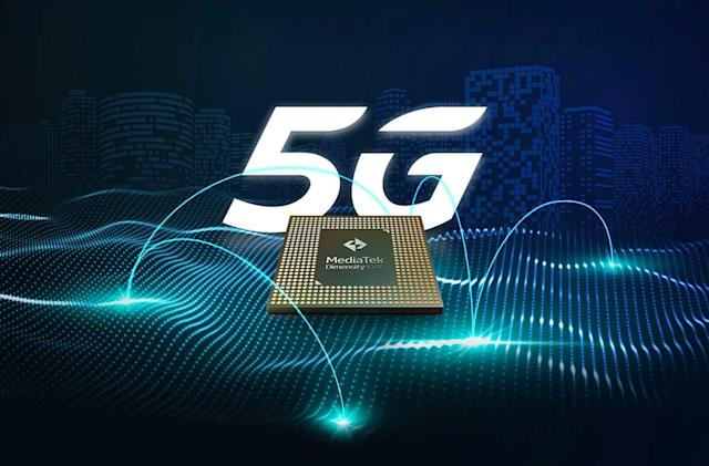 The first dual-SIM 5G phones could arrive in early 2020