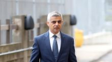 London Mayor Khan urges swift action to halt COVID-19 spread