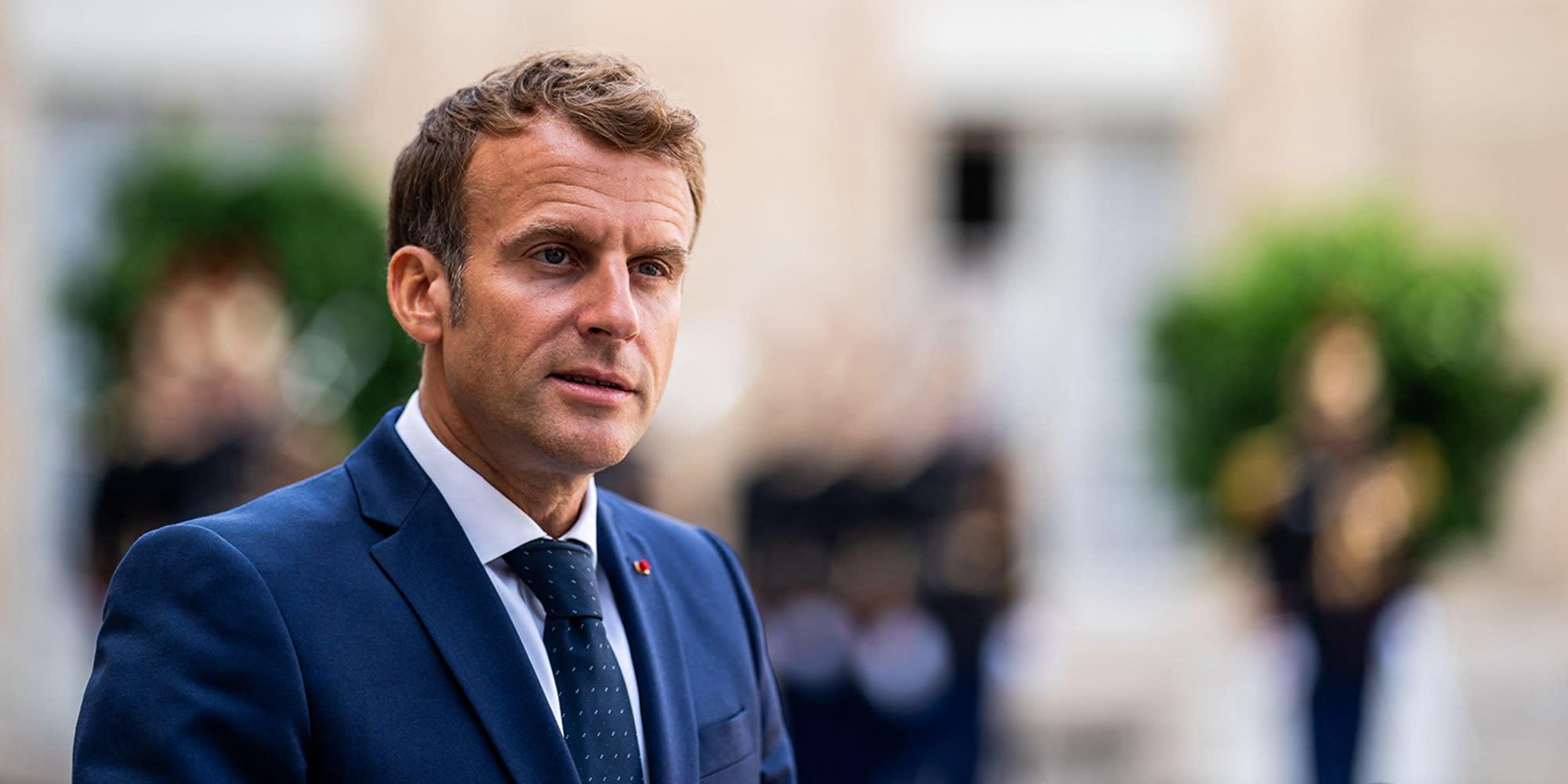 Crise des sous-marins : comment Macron veut riposter