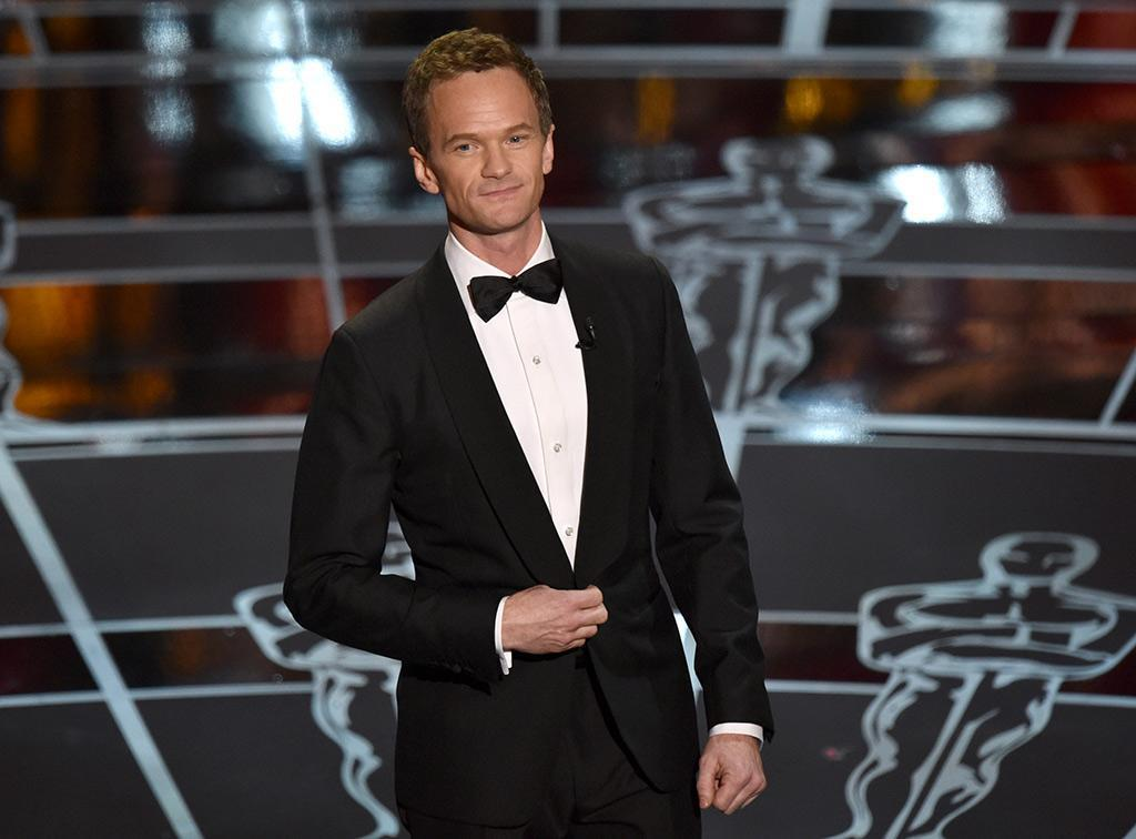 Oscars Highs And Lows Neil Patrick Harris Sings Patricia Arquette