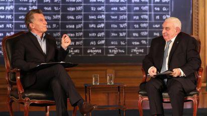"""Macri reconoció los problemas, pero insistió en que el rumbo es """"correcto"""""""