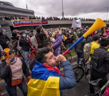 Violent protests in Colombia over tax reform