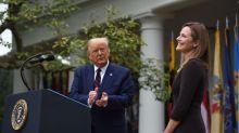 Just-Nominated Amy Coney Barrett: I'll Be Scalia 2.0