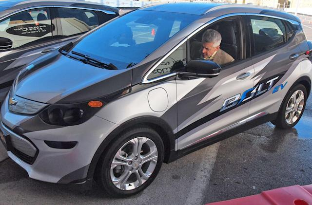 Recharging your electric car could be as simple as parking