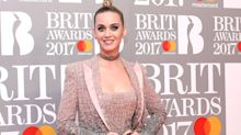 Katy Perry had the most awkward BRITs interview