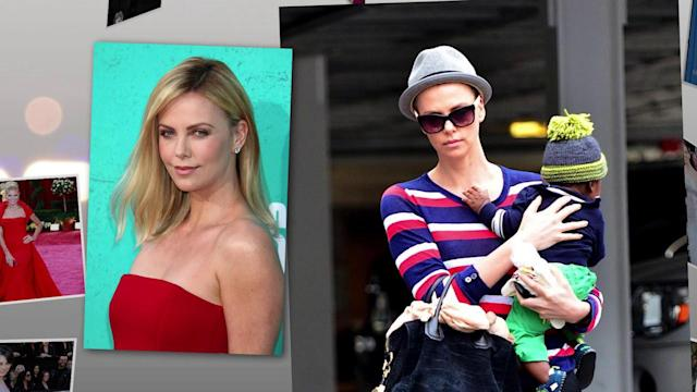 Charlize Theron and Other Stars Rock a Short 'Do
