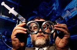 """British physics professor perfects """"tunable eyeglasses"""" -- no eye doctor required"""
