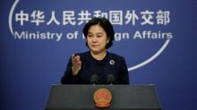 China to sanction U.S. officials for 'nasty behaviour' over Taiwan