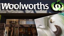 'Not happy Woolworths': Shopper's 'poo' find in cauliflower