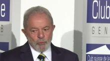 Lula diz acreditar que Bolsonaro 'inventou' ter covid-19 para promover cloroquina