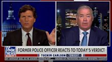 Tucker Carlson abruptly ends interview after arguing with guest who criticizes Derek Chauvin: 'Nope. Done.'