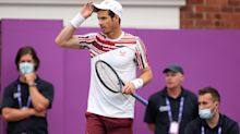Andy Murray says he needs to improve his game for Wimbledon after Queen's exit