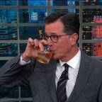 See Stephen Colbert Recap Democratic Debate on 'Late Show'