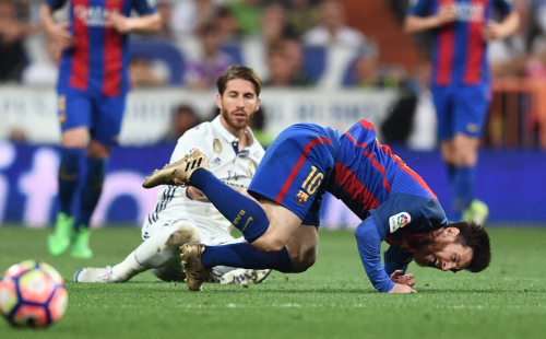 "Capello: Ramos-Foul an Messi ""kriminell"""