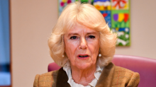 Camilla wird Harry und Meghan vermissen