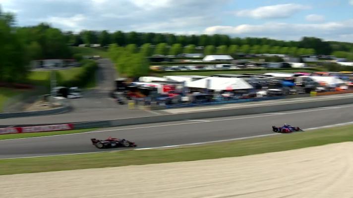 Honda Indy Grand Prix of Alabama highlights